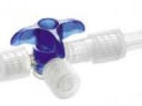 Дискофикс С-3, синий, 3-ходовой кран 360°