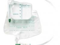 Уреофикс 500N - пакет со спускным краном 2,0 л и антирефлюксным клапаном, трубка 120см