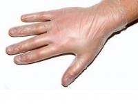 Перчатки смотровые виниловые (опудренные) REF: VG XL